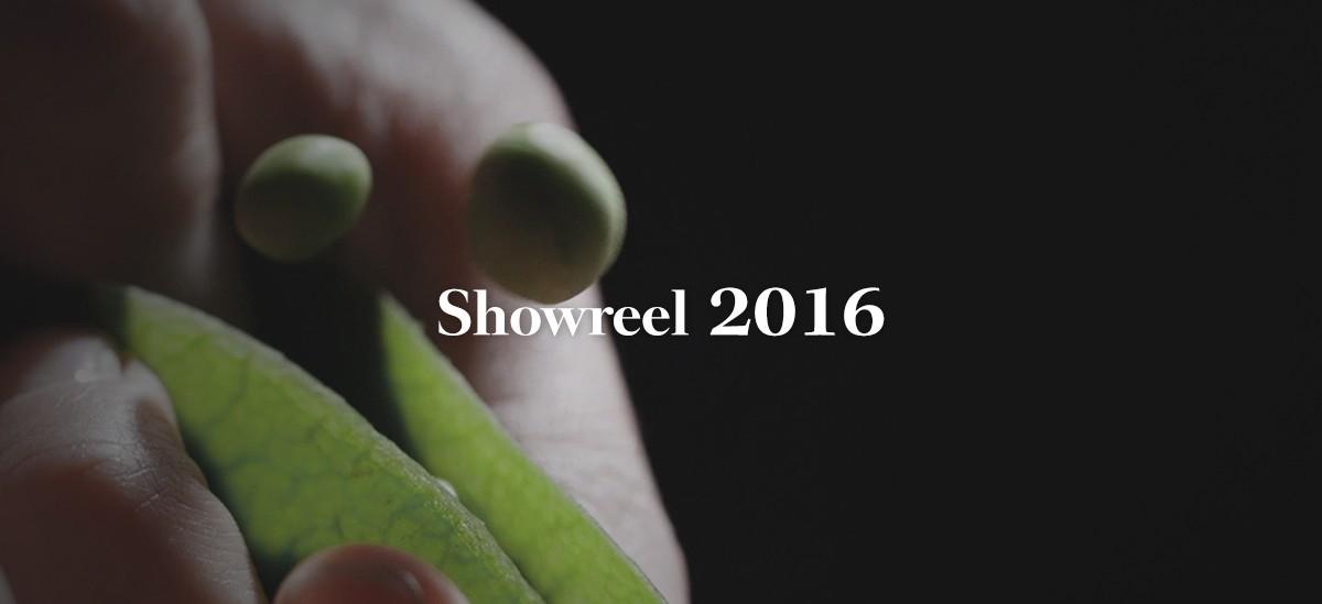 Showreel2016